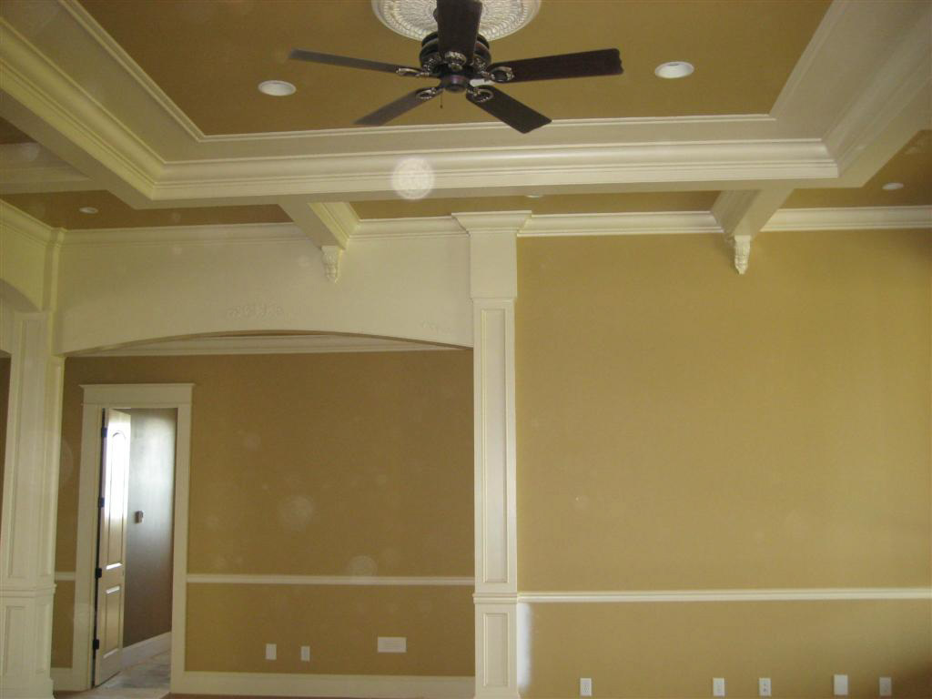 Gallery Of Custom Ceiling And Beam Woodwork In Oregon And Washington.